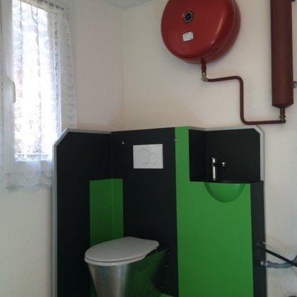 Ersatz-WC